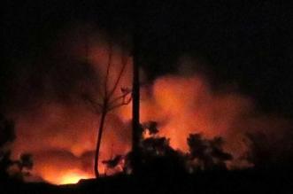 هجوم إسرائيلي في محيط دمشق - المواطن