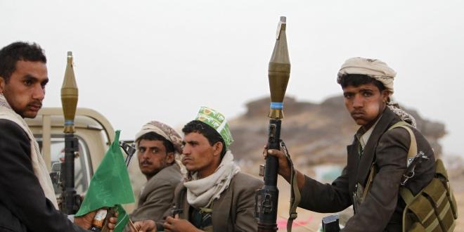 صورة ميليشيات الحوثي الإرهابية تخطف 3 مدنيين بحجة إقامة مجلس عزاء