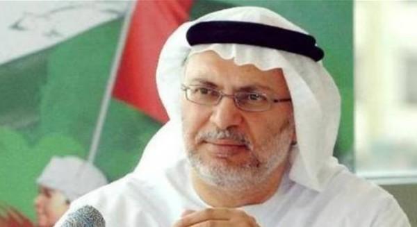 صورة قرقاش: نفتح صفحة جديدة في الخليج مليئة بالأمل والتفاؤل