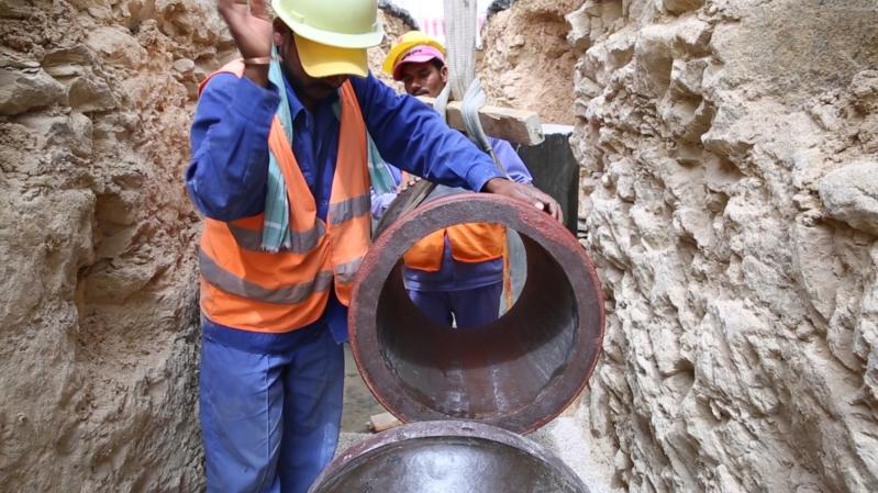 المياه الوطنية: تشييد 5 خزانات ومحطة ضخ لخدمة 20 ألف ...