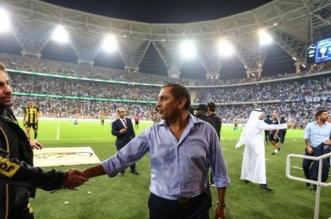 رامون دياز .. خسره المارد الأحمر وخطفه نمر جدة - المواطن