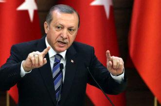 تركيا تواصل استفزازاتها.. من حقوق الإنسان إلى الاستيلاء على الغاز أردوغان هو المشكلة - المواطن