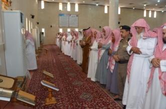 جموع غفيرة تشيع الشهيد الهلالي في محايل - المواطن
