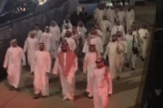 فيديو.. جولة لولي العهد ومحمد بن زايد في جزيرة ياس - المواطن