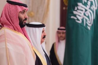 ملك البحرين لولي العهد: وقوفنا مع السعودية خيار الماضي والحاضر والمستقبل - المواطن