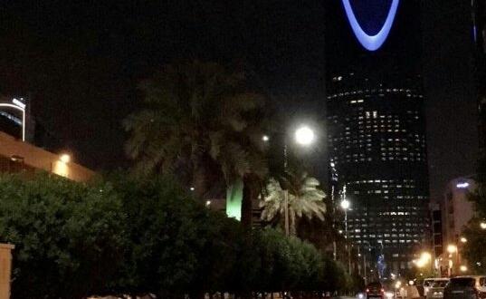 صورة المسند: أجواء لا تتكرر في الرياض.. لا تناموا بعد الفجر