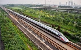 قطار مغناطيسي صيني أسرع من الطائرة - المواطن