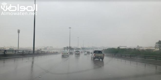 توقعات الأرصاد لـ طقس اليوم: أمطار ورياح مع غبار