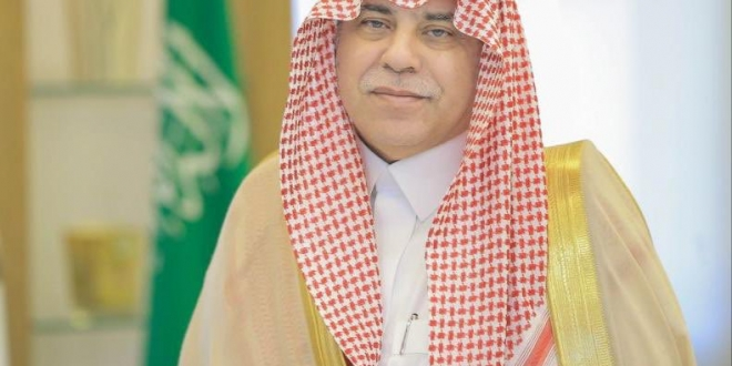 صورة وزير الإعلام ناعيًا الأديب عبدالله مناع: أفنى حياته لخدمة الصحافة والأدب