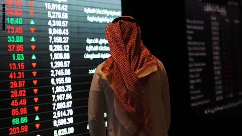 مؤشر سوق الأسهم السعودية يغلق مرتفعاً عند مستوى 9482.95 نقطة