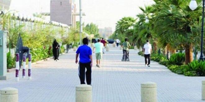 صورة استشاري: رياضة المشي وحدها لا تكفي لإنقاص الوزن