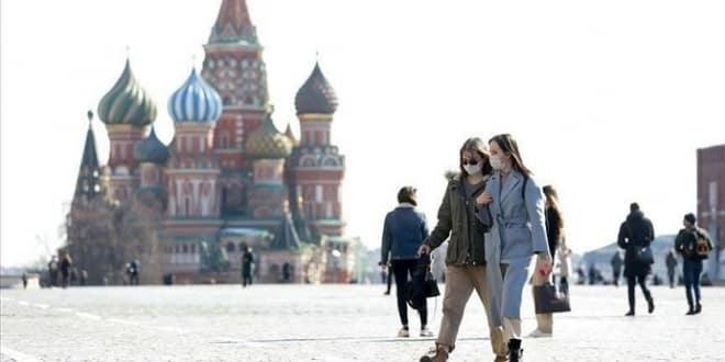 صورة روسيا تسجل أكثر من 24 ألف إصابة جديدة بـ كورونا