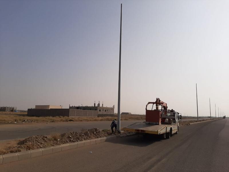 شوارع الطراشة بجازان3