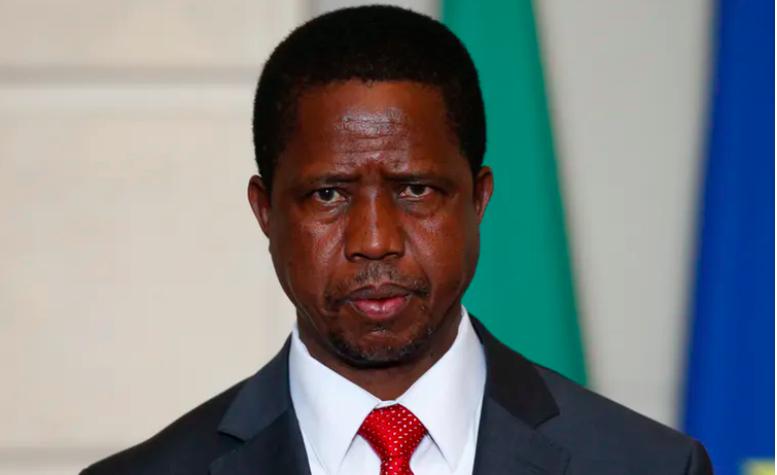 رئيس زامبيا
