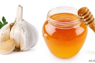 ما فائدة الثوم مع العسل