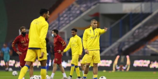 صورة الفريح للنصراويين: يجب سحب الثقة من اتحاد الكرة أو الانسحاب!