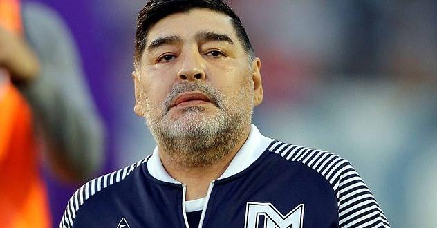 صورة وريث مفاجئ يظهر لـ مارادونا ويطالب بإخراج جثته !