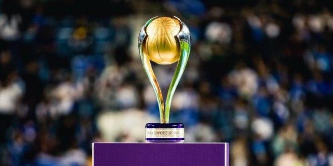 صورة هوية الطاقم التحكيمي لـ مباراة السوبر السعودي
