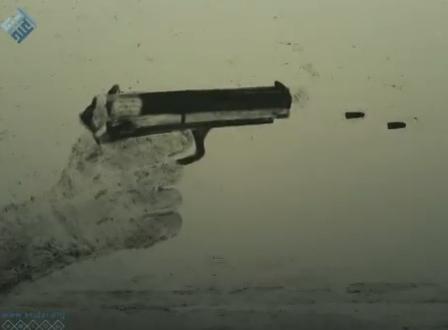 صورة اعتدال يحذر من العنف: التطرف نهاية الحياة