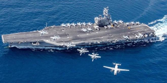 صورة الدفاع الأمريكية: نقل إسرائيل من القيادة الأوروبية الأمريكية إلى المركزية