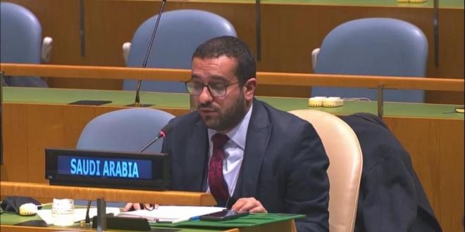 صورة السعودية للأمم المتحدة: دأبنا على ترسيخ التعددية والدبلوماسية في علاقاتنا الدولية