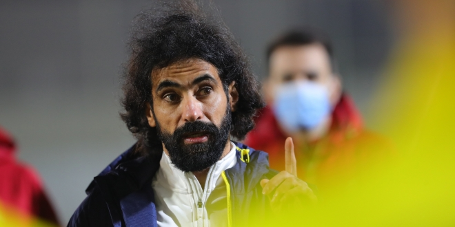 صورة محمد الدهش: عقوبة حسين عبدالغني أثارت اندهاشي !