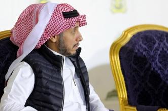 رئيس نادي النصر صفوان السويكت