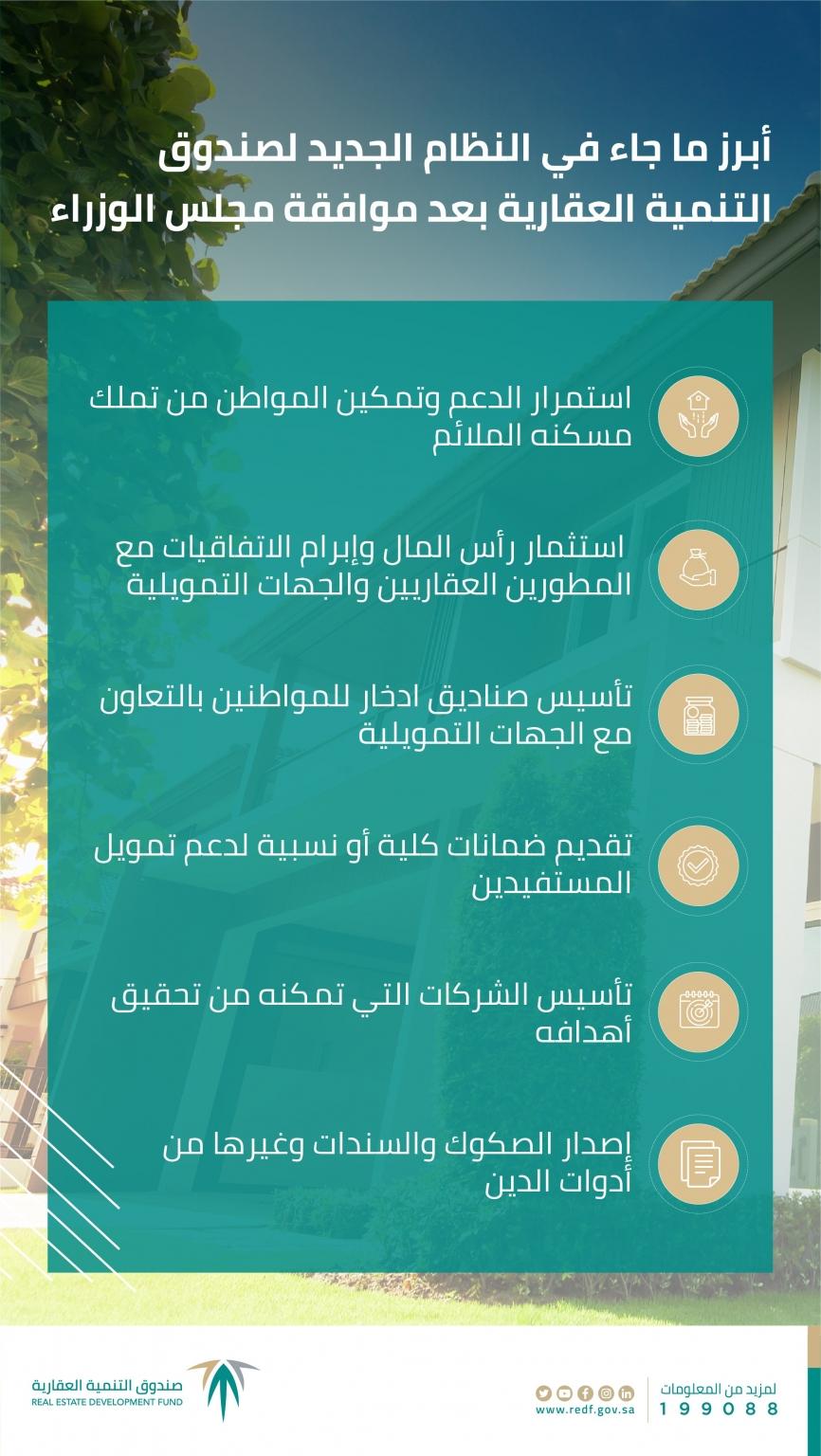 السعودية تسمح للأجانب بإدارة الشركات المملوكة لمواطنيها ونظام جديد للصندوق العقاري 1