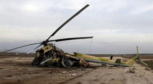 صورة 5 قتلى نتيجة تحطم طائرة هيلوكوبتر بـ جنوب إفريقيا