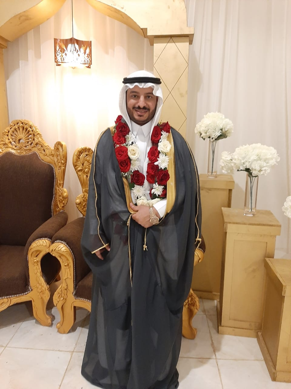 زواج فيصل زكري4