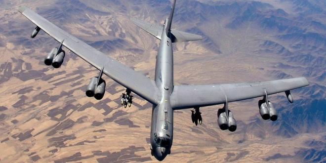 صورة أمريكا ترسل قاذفتي B-52 لردع إيران