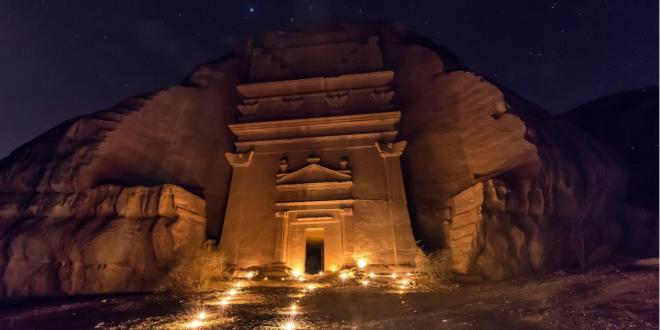 صورة الهجر في السعودية .. وجهة سياحية فريدة من نوعها