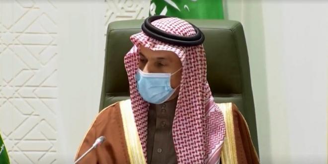 صورة وزير الخارجية: تبادل السفراء بين الرياض والدوحة خلال أيام قليلة