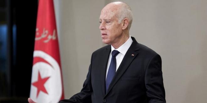 صورة قيس سعيد: لن أتسامح مع من ينهب قوت التونسيين