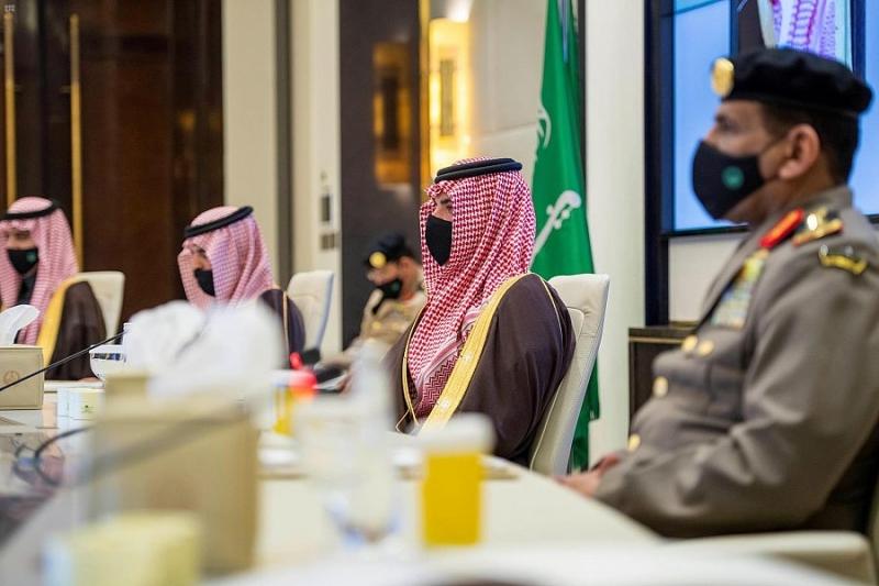 وزير الداخلية يبحث تعزيز التعاون مع نظيره العراقي في جلسة مباحثات رسمية - المواطن