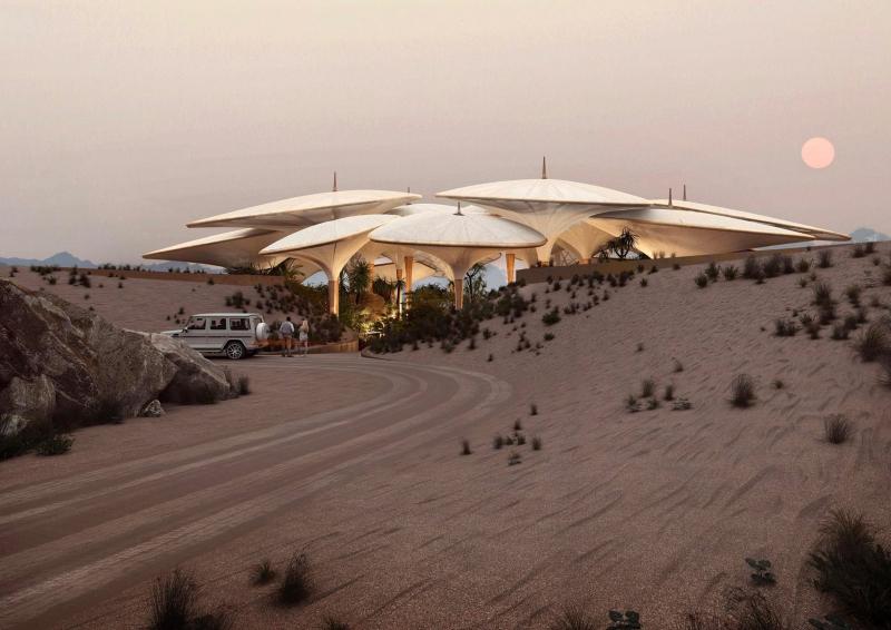 النظرة الأولى على فندق ساوثرن ديونز في السعودية (5)