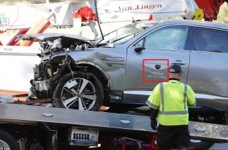 تعرف على مواصفات سيارة تايغر وودز التي أنقذت حياته (3)