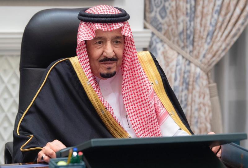 جلسة مجلس الوزراء برئاسة الملك سلمان