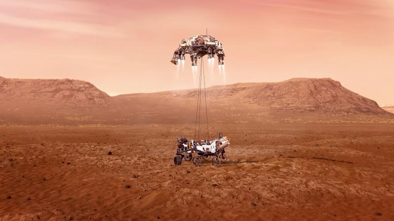 فيديو تفاعلي.. اشعر كأنك على المريخ في دقيقة واحدة (3)