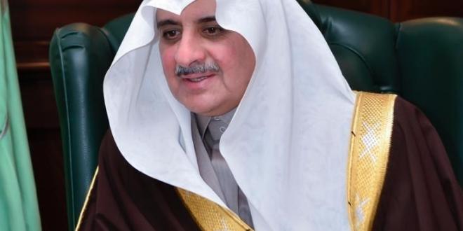 صورة أمير تبوك: منصة إحسان تجسد اهتمام القيادة الحكيمة بالعمل الخيري