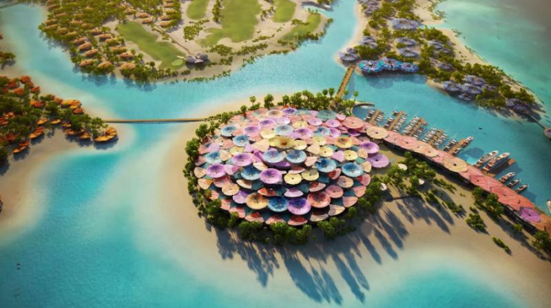 هكذا تغير السعودية مفهوم السياحة في الشرق الأوسط