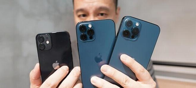 صورة تسريبات جديدة حول هواتف iPhone 13 الجديدة