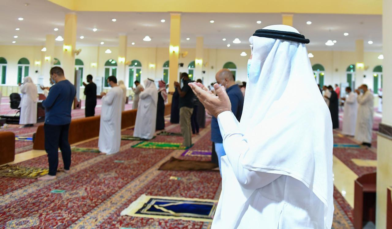 لقطات من صلاة التراويح بمساجد وجوامع السعودية وسط تطبيق الإجراءات الاحترازية - المواطن