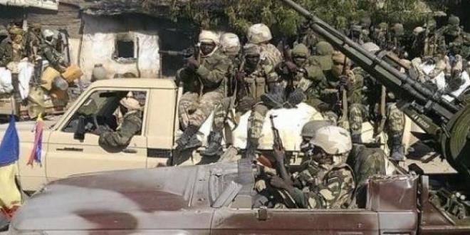 صورة المجلس العسكري في تشاد يفتح الحدود ويقلص حظر التجول