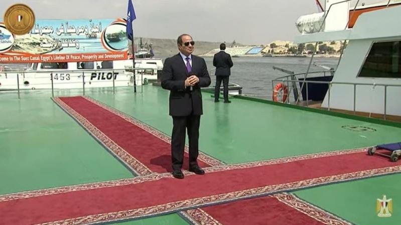 أول تعليق من السيسي بعد فشل مفاوضات سد النهضة - المواطن
