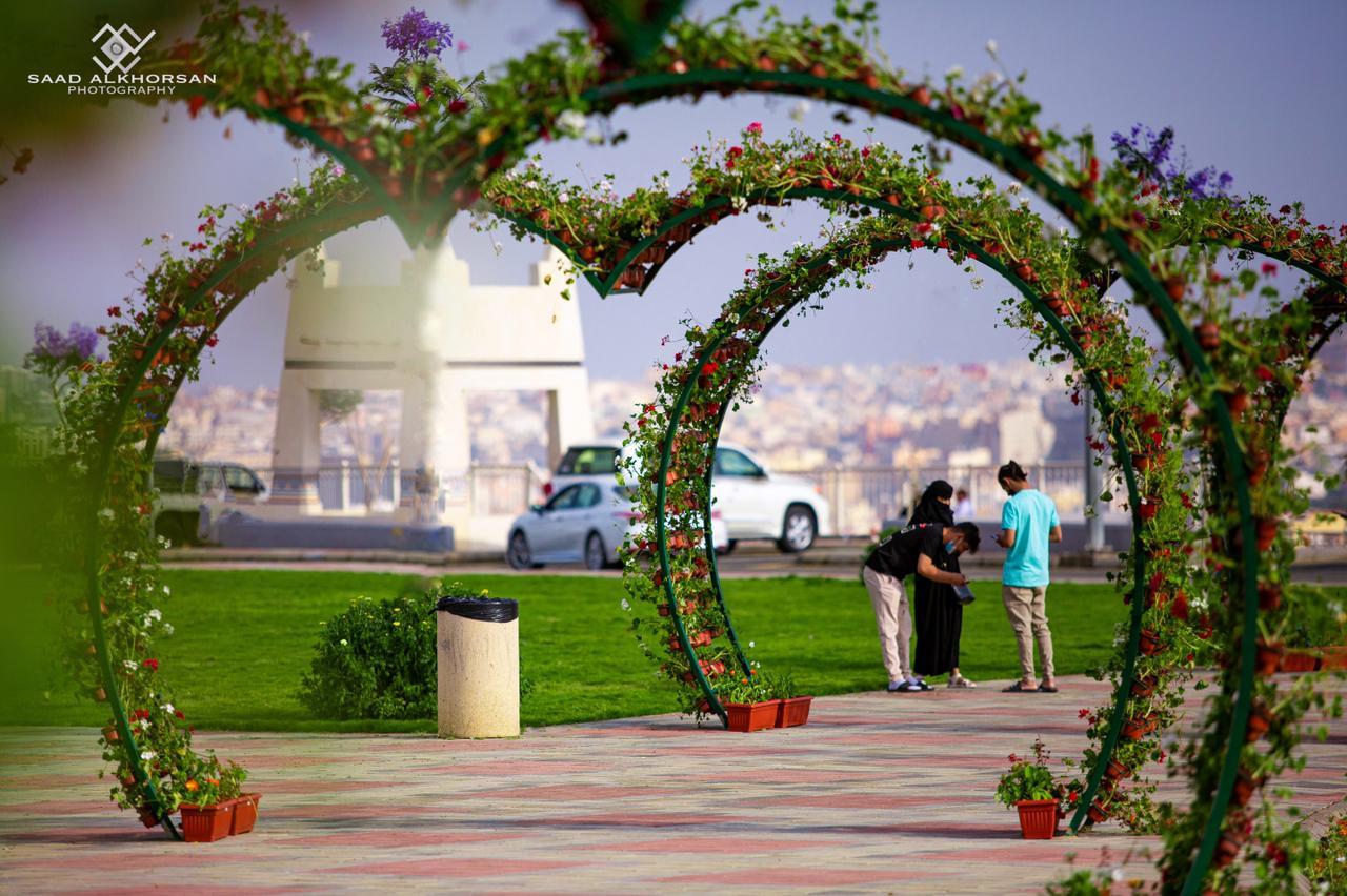 وضع اللمسات النهائية لمشروع حديقة سما أبها بمساحة 144 ألف م2 - المواطن