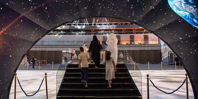 صورة حضور متميز للأطفال في فعاليات معرض مكة المكرمة الرقمي