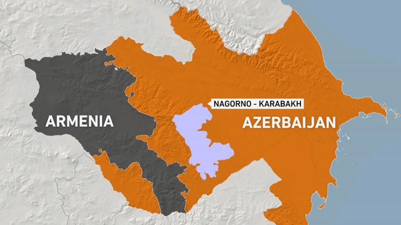 مسؤول في أرمينيا يعرض تسليم ابنه مقابل جنود أسرى !