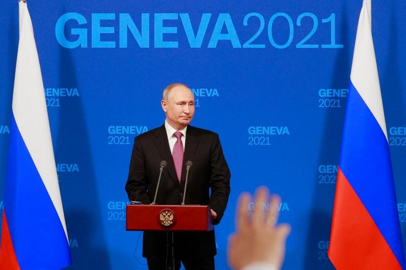 بيان أمريكي روسي: نعمل للحد من مخاطر النزاعات المسلحة والحرب النووية - المواطن