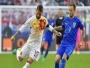 منتخب إسبانيا وكرواتيا